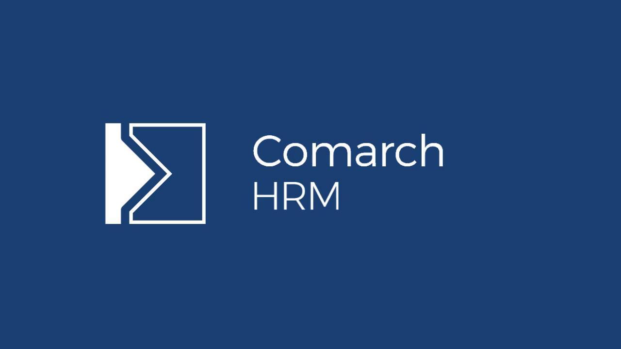 Wysze ceny za Comarch HRM od 1 lipca 2019